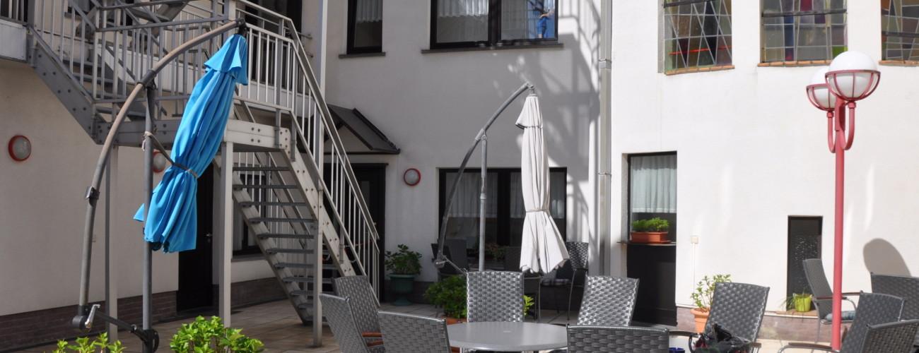 Lombardsijde-terrasse