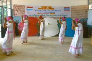 Ecole Thailande