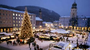 Salzburg Weihnachten