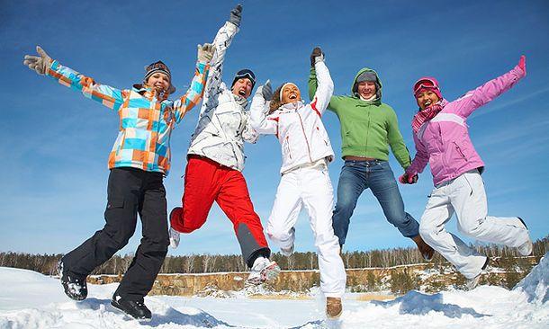 Ski Jugendliche
